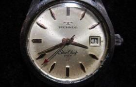 如何选购手表 technos是什么牌子的手表