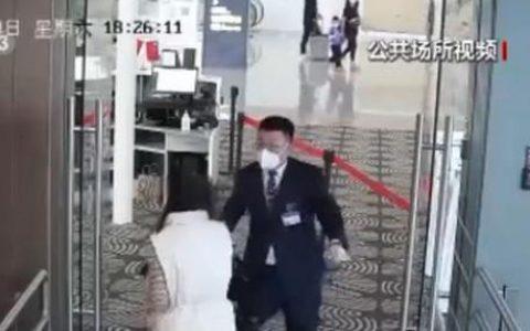 大兴机场女子冲闯登机口被行拘 这样做的原因是什么?