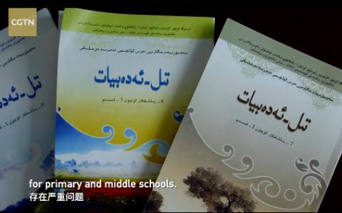 新疆教育厅原厅长带头编问题教材
