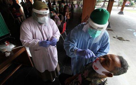 多国发现印度变异新冠病毒感染病例